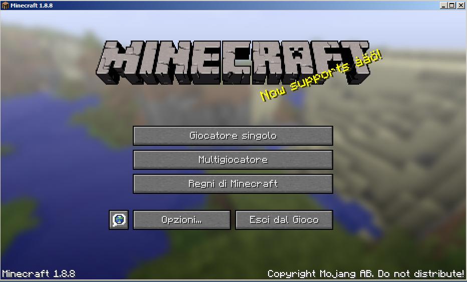 download minecraft ultima versione ita pc